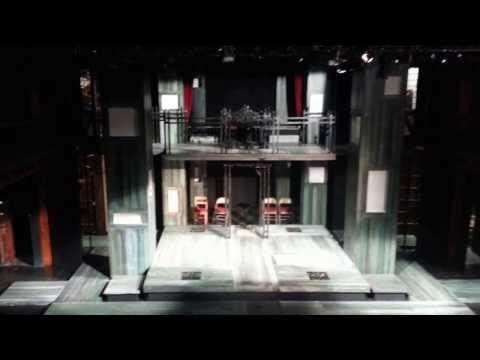 Inside The Folger Shakespeare Theater