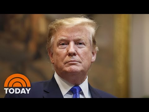 Trump Confirms Plan Was Proposed To Bus Migrants To 'Sanctuary Cities' | TODAY