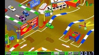 Race Mania (Championship: Fun Run) (Tangor) (MS-DOS) [1996]