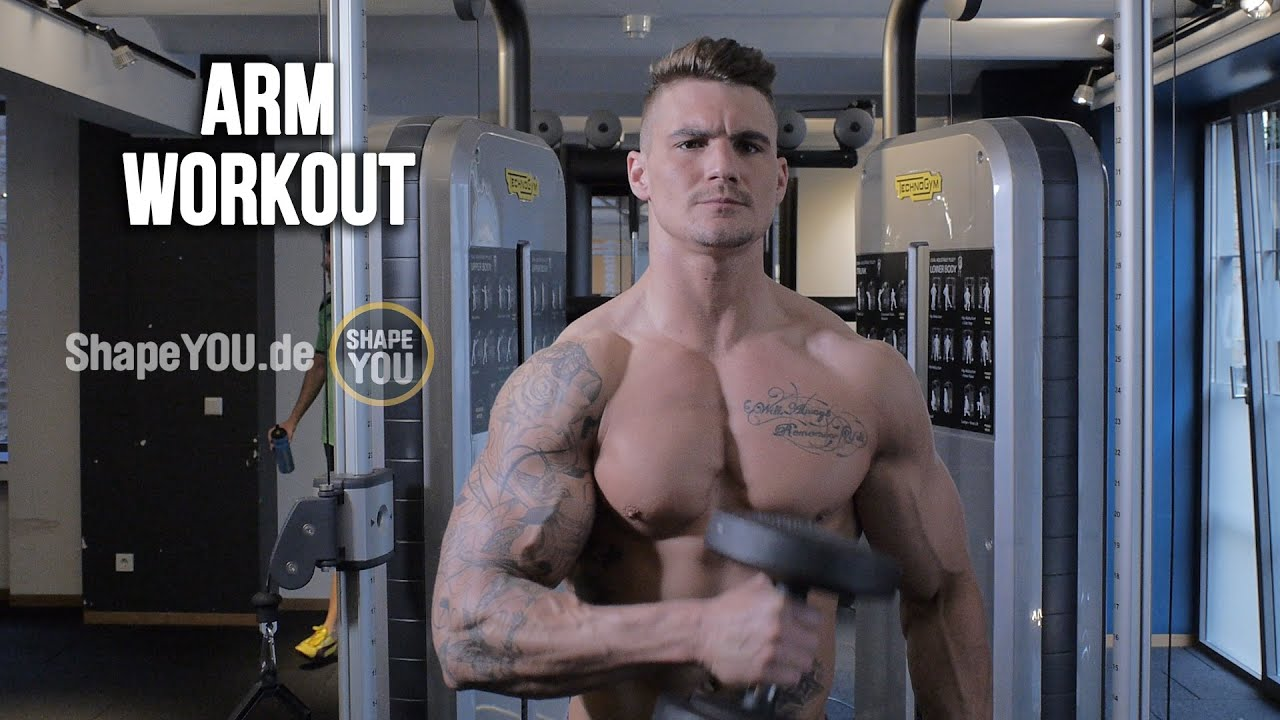 Ross dickersons rosscut arm workout day 6 youtube malvernweather Image collections