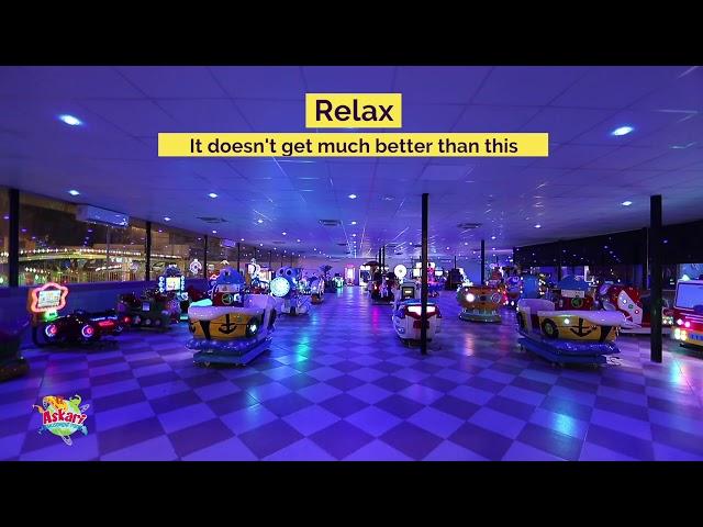 Arcade Lounge New