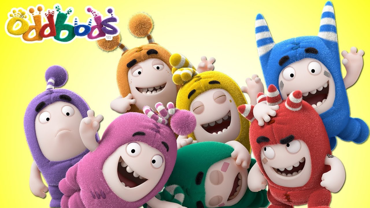 Oddbods Song | Funny Cartoons for Children
