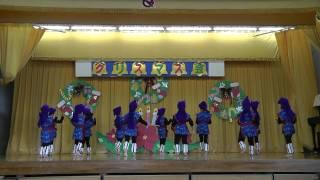 Miya's Christmas Eisa Dance