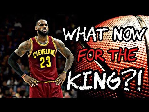 What's Next For LeBron if He Loses ANOTHER NBA Finals?