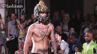 Philipp Plein Hombre Street Style y Front Row Primavera-Verano 2013 (Milán) | FashionTV España