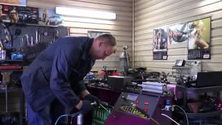 Сириус СР 1 Стенд для восстановления шаровых опор,рулевых наконечников(, 2015-09-07T07:56:24.000Z)