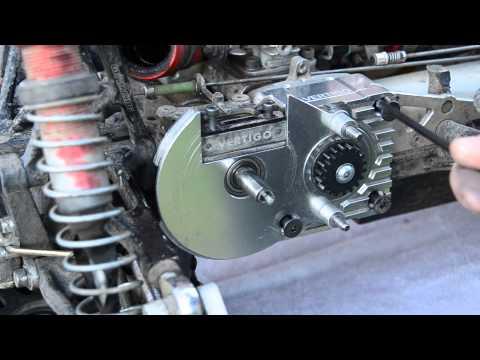 Vertigo Performance EAC System for the HPI Baja 5B 5T SC KM Best on the Market