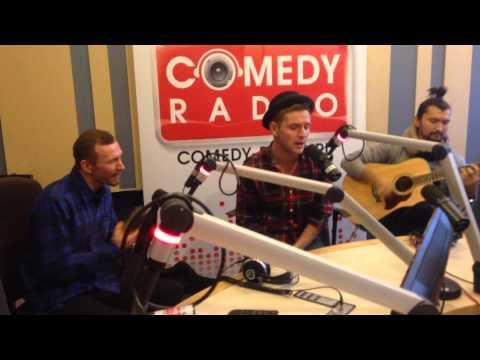 Ваня Чебанов - Небо дарю (Live на Comedy radio)