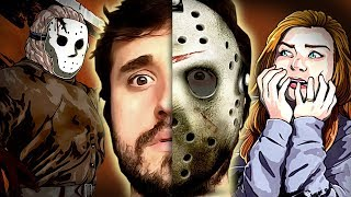 PIQUE-PEGA COM O JASON! - Friday the 13th: The Game