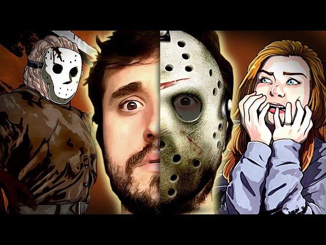 PIQUE-PEGA COM O JASON! - Friday the 13th: The Game