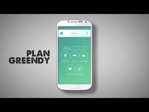 Greendy una aplicación, mil planes verdes.