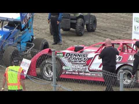 18. Interview with Ryan Ruhl and Dona at I-96 Speedway, Michigan on 05-26-17