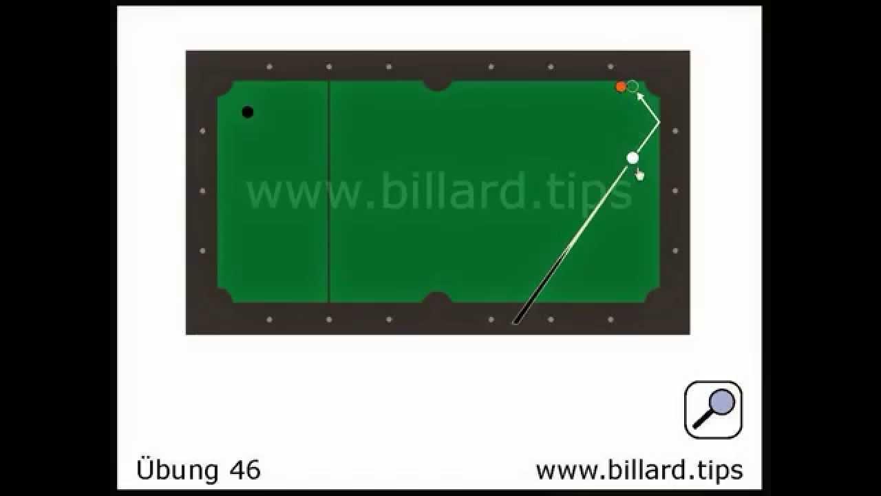 Billard Spiel