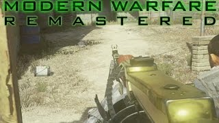 Modern Warfare Remastered MULTIPLAYER Gameplay - Call of Duty 2016