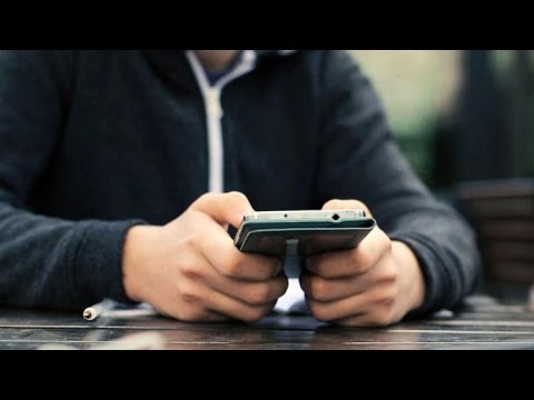 Crisis Text Line Helps Reach Teens In Trouble