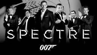 The Immortal 007 - Mash Up James Bond