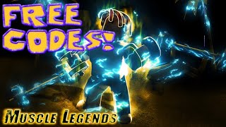 VipexDestroyer Muscle Legends Code Roblox