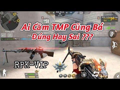 [ Bình Luận CFL ] - RPK-Inferno Dragon Solo Với TMP Có Cánh Và Cái Kết Haha - Tường Trần CFM