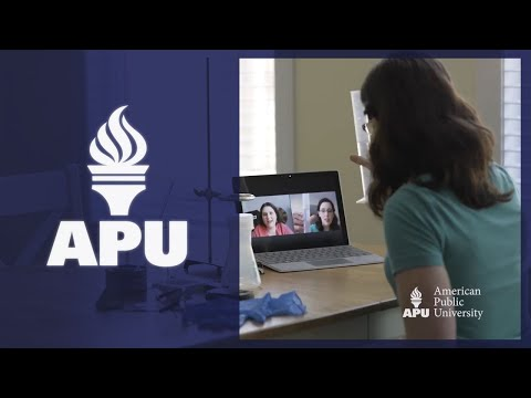The Online Science Classroom Experience | American Public University (APU)