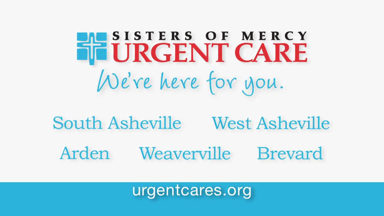 Sisters Of Mercy Urgent Care 15 Second Spot Youtube
