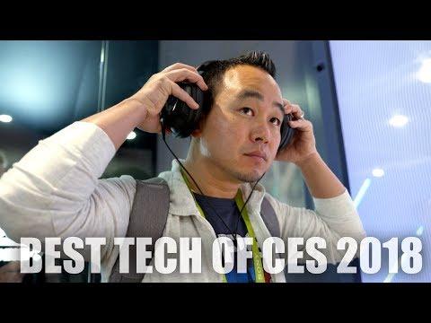 Best TECH of CES 2018!