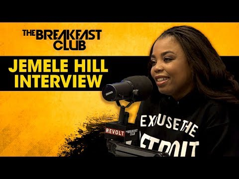 Jemele Hill Talks Leaving ESPN, Mental Health, Lebron James + More