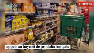 Caricatures : manifestations à travers le monde musulman contre la France