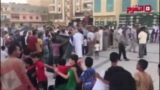 اتفرج| مظاهرات حاشدة في ليبيا ضد أمير قطر