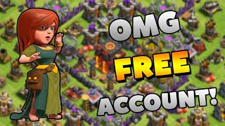 Clash of clans giveaway contest-giving away 15 coc Id to 15 lucky subscribers