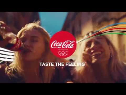 Coca-Cola Goes for the Gold on Social Media at Rio 2016