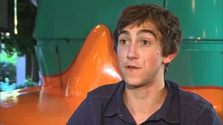 Vincent Martella, Voice of Phineas Summer to Remember Interview