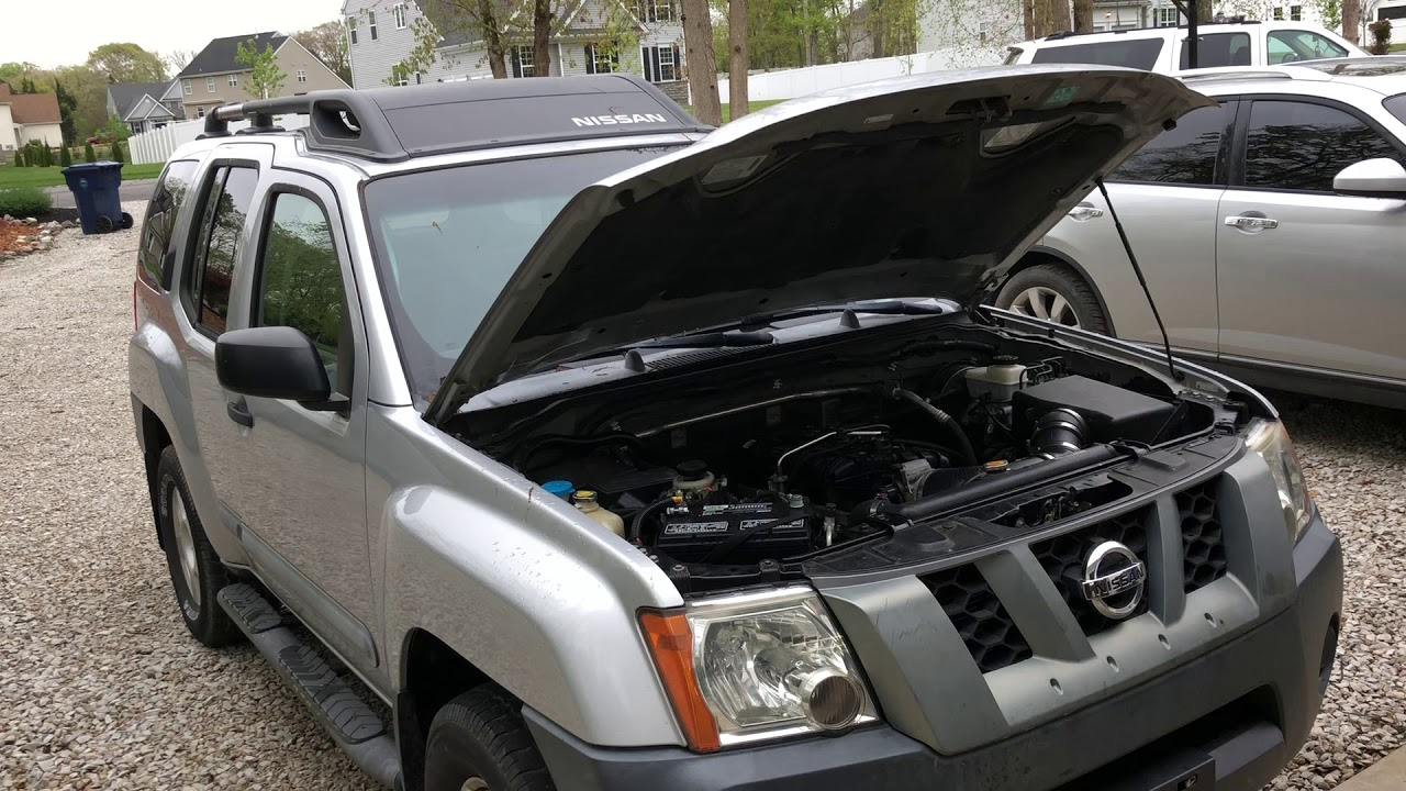 2001 nissan pathfinder engine swap