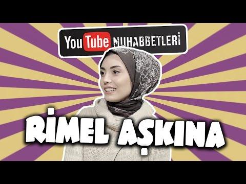 RİMEL AŞKINA - YouTube Muhabbetleri #37