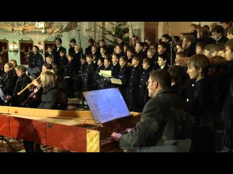 Weihnachtsoratorium, Wiltener Sängerknaben, Jacobus Stainer, Stecher, Schutzhard, Schweinester