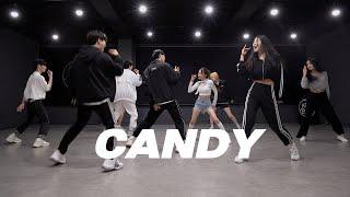 백현 BAEKHYUN - CANDY | 커버댄스 Dance Cover | 거울모드 MIRROR MODE | 연습실 Practice ver.