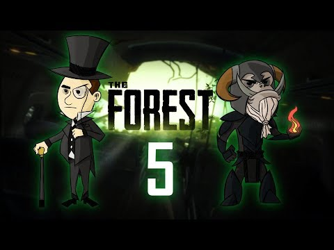 THE FOREST #5 : If we chop down all the trees, is it still The Forest?