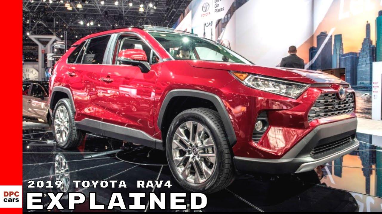 2019 Toyota Rav4 Explained Youtube Engine Diagram