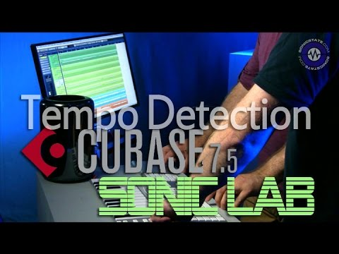 Sonic LAB: Cubase Special - Using Tempo Mapping