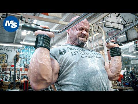 How To Train Like A Bodybuilder | Branch Warren | M&S Legends