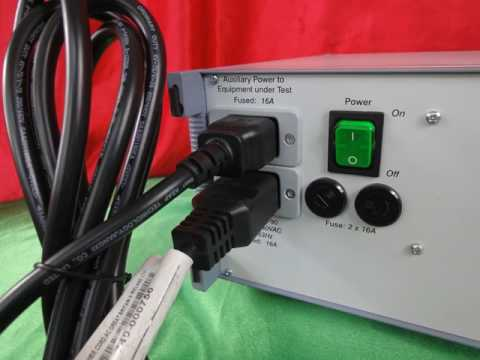 METRON QA-90 Mk 2 SAFETY ANALYSER - FOR SALE
