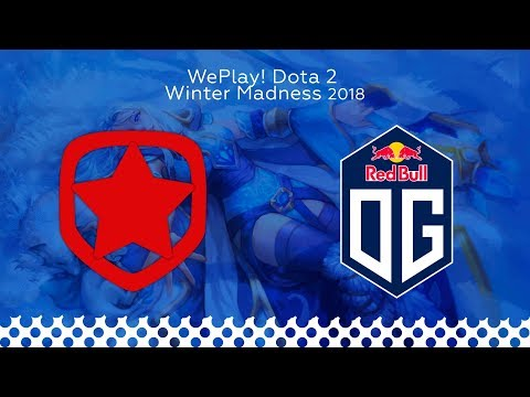 VOD Finals: @Map2 - Gambit Esports Vs OG | Dota 2 Winter Madness | WePlay!