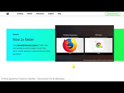 Firefox Quantum Offline Installer 32bit & 64bit