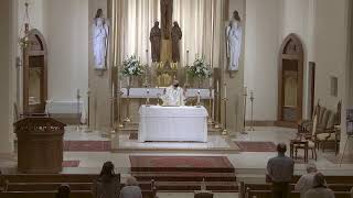 11.10.20 Daily Mass at St. Joseph's