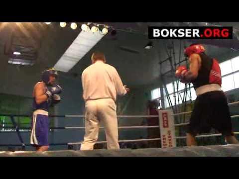 Andrzej Liczik vs Mateusz Mazik (57 kg)