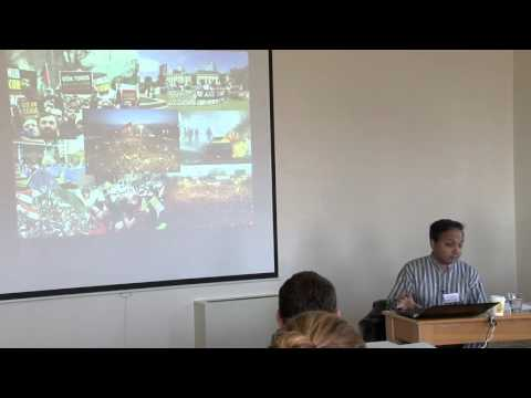 "Social Movements Network: Shiv Ganesh ""Activism and the New Dialogic"""
