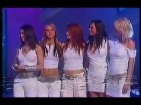 Save girls aloud await chart position popstars the rivals dec 02 Snapshots