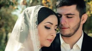 Свадебный клип 17 октября 2015 Арсен и Анай г Нефтекумск