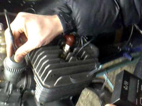Картинг двигатель минск.mp4