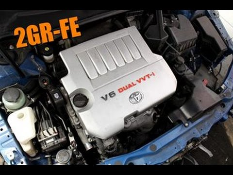 3 5 Sienna V6 Engine Diagram 2013 2016 Toyota Avalon Water Pump Noise 2gr Fe Youtube