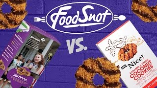 Girl Scout Cookies Vs. Walgreens - Food Snot